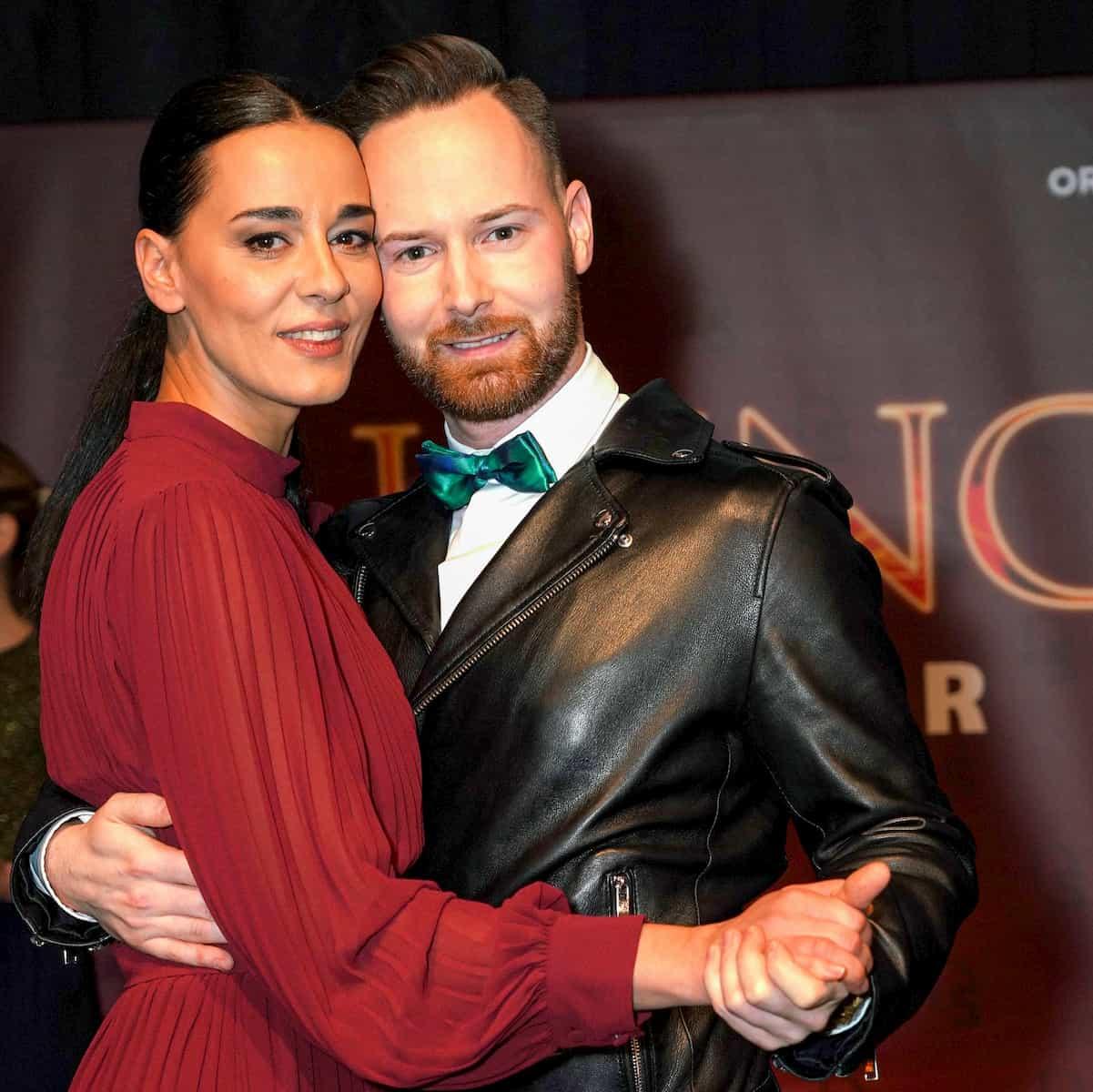 Edita Malovcic - Florian Vana als Tanzpaar bei den DancingStars 2020 dabei