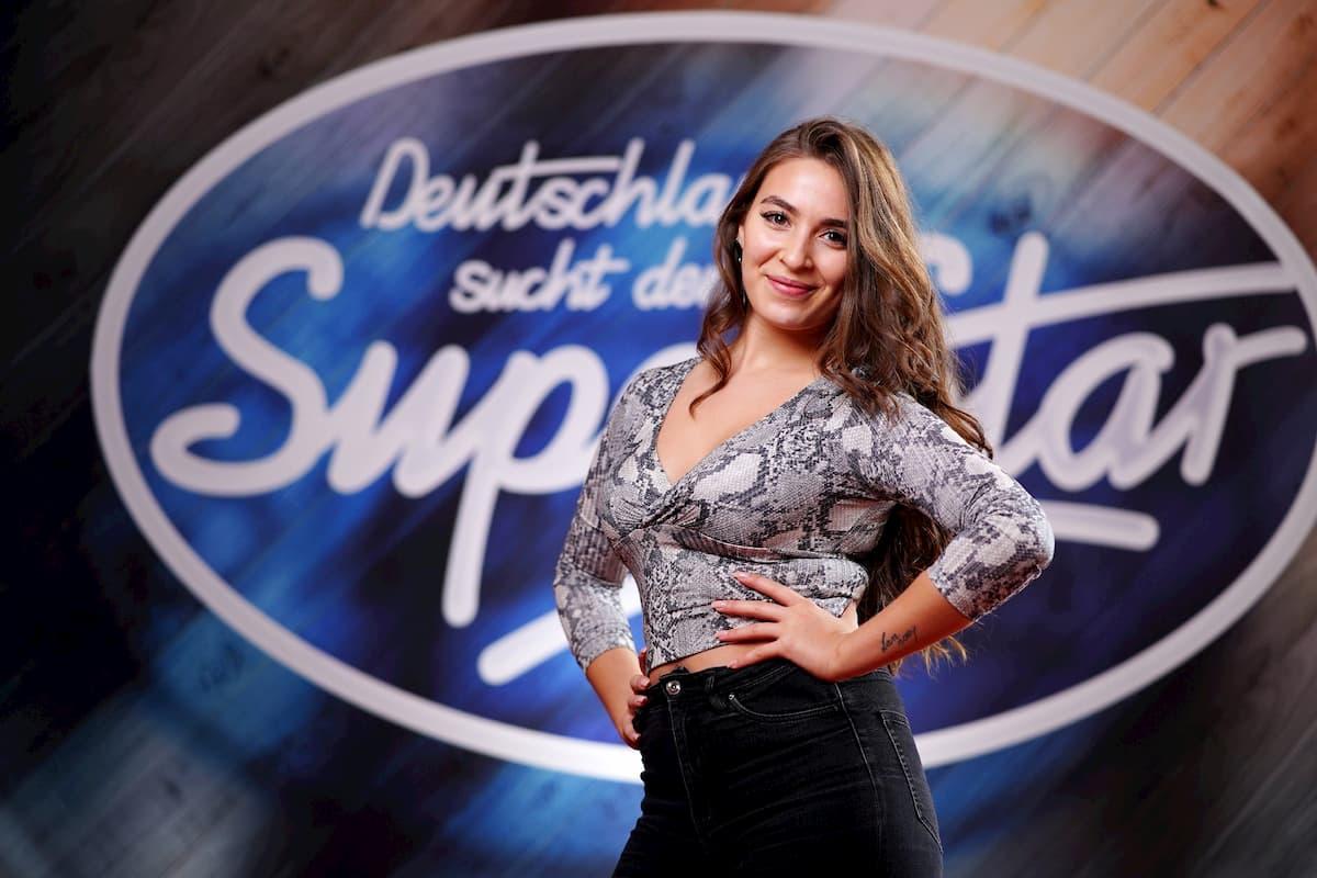 Isabell Heck ist bei DSDS 2020 unter den TOP 26 Kandidaten im Auslands-Recall