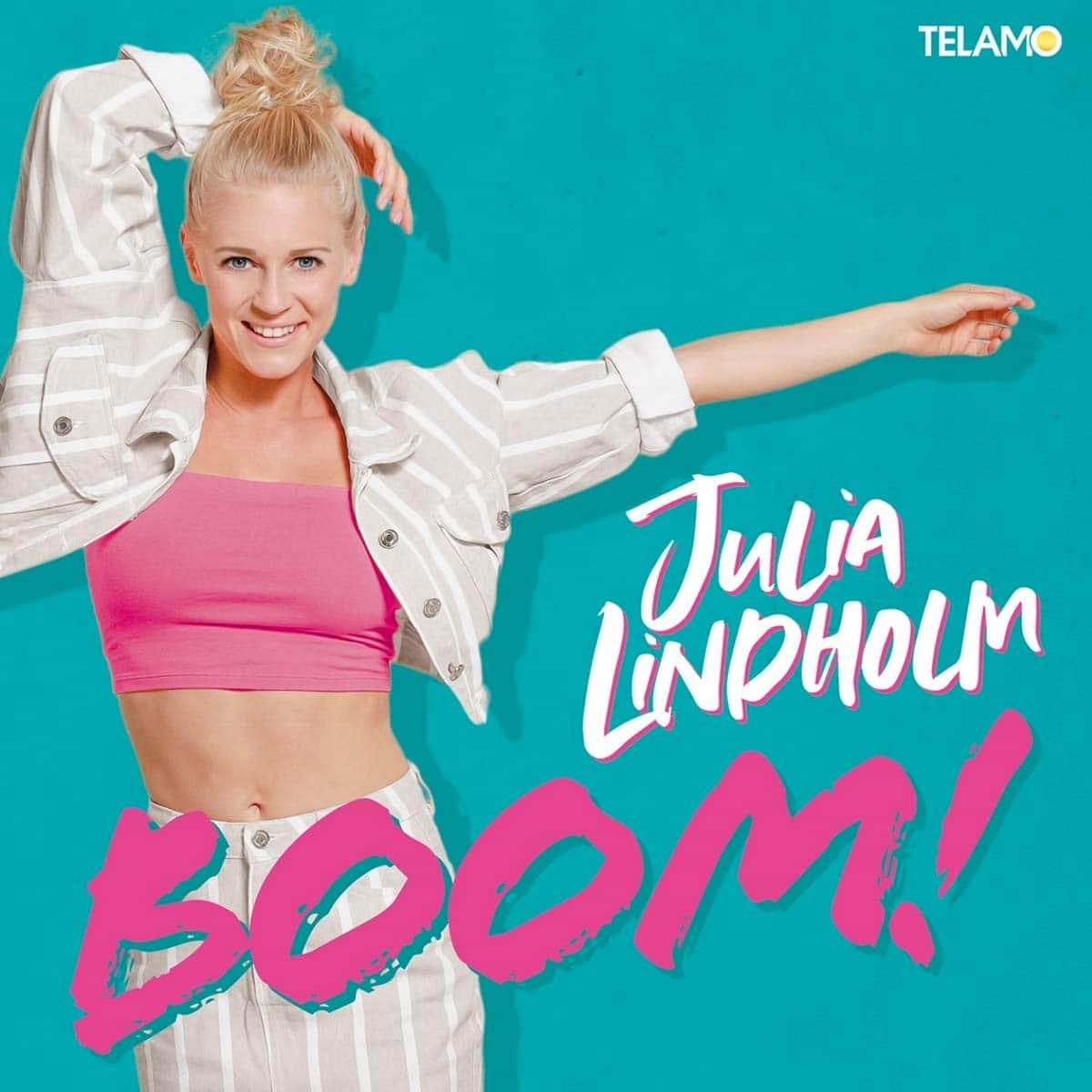 Julia Lindholm veröffentlicht neue Schlager-CD Boom!