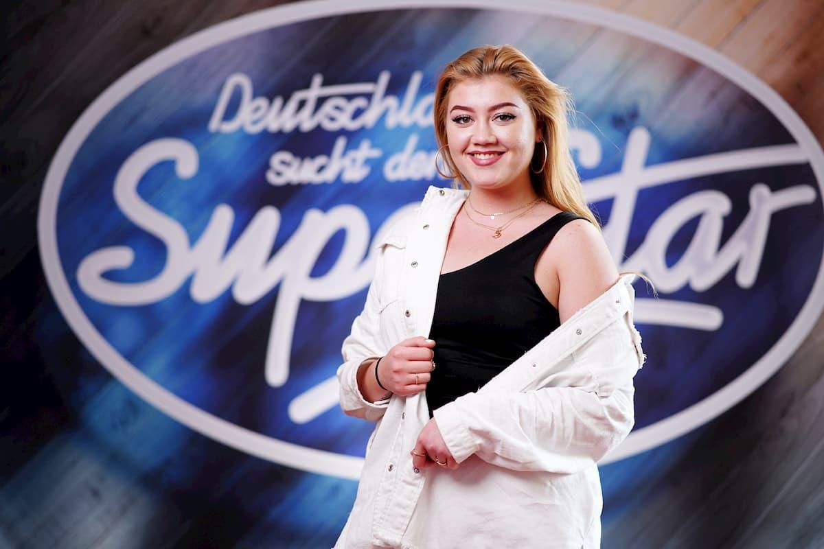 Kathrin Bibert ist bei DSDS 2020 unter den TOP 26 Kandidaten im Auslands-Recall