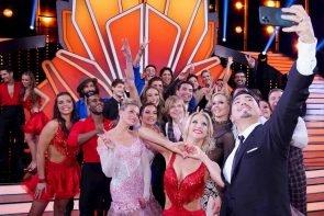 Let's dance am 21.2.2020 Punkte, Tänze, Songs der Kennenlern-Show - niemand ausgeschieden