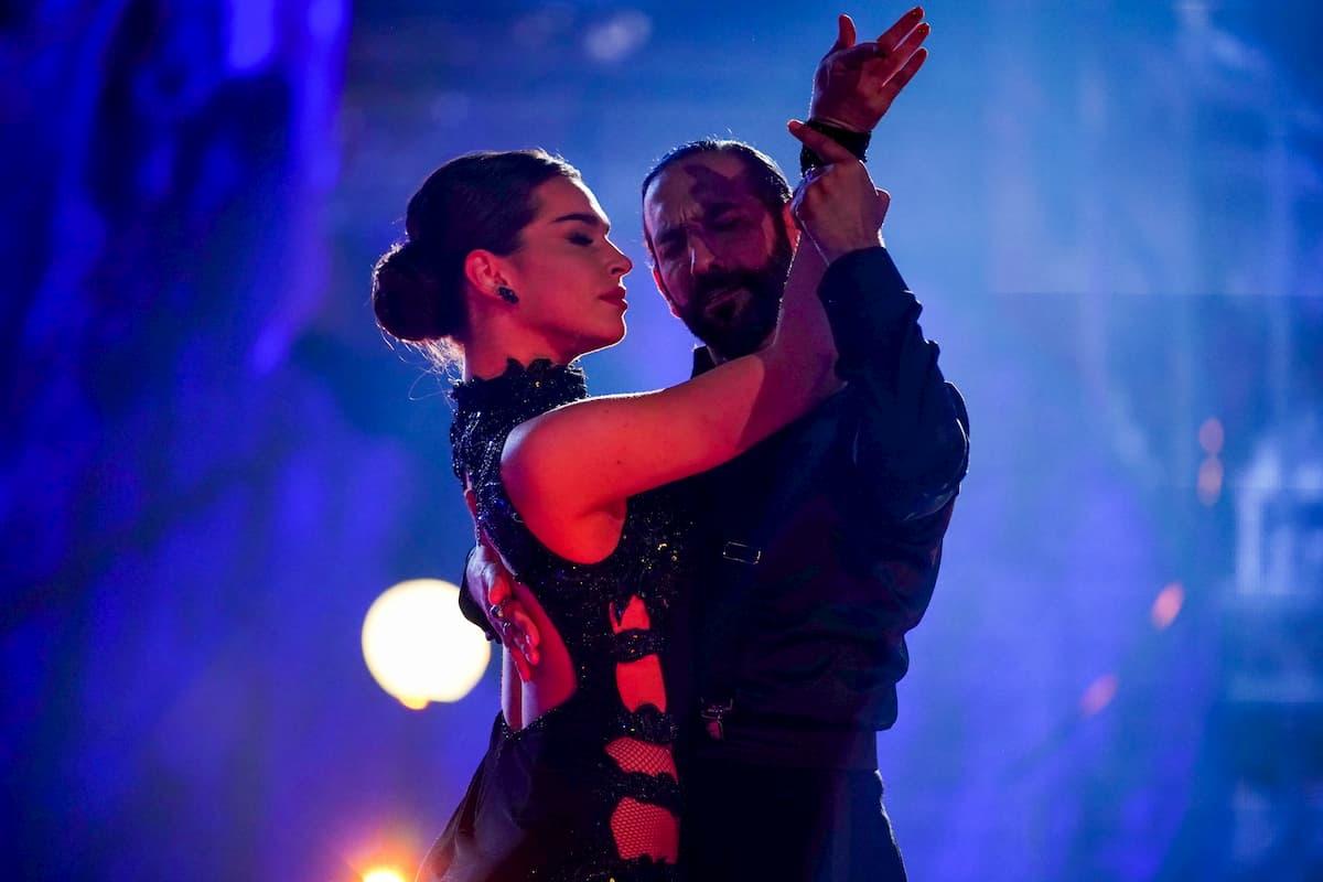 Lili Paul-Roncalli - Massimo Sinato Let's dance 28.2.2020