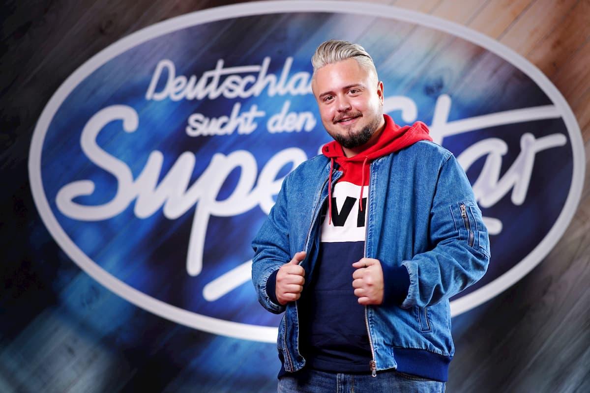 Manolito Schwarz ist bei DSDS 2020 unter den TOP 26 Kandidaten im Auslands-Recall
