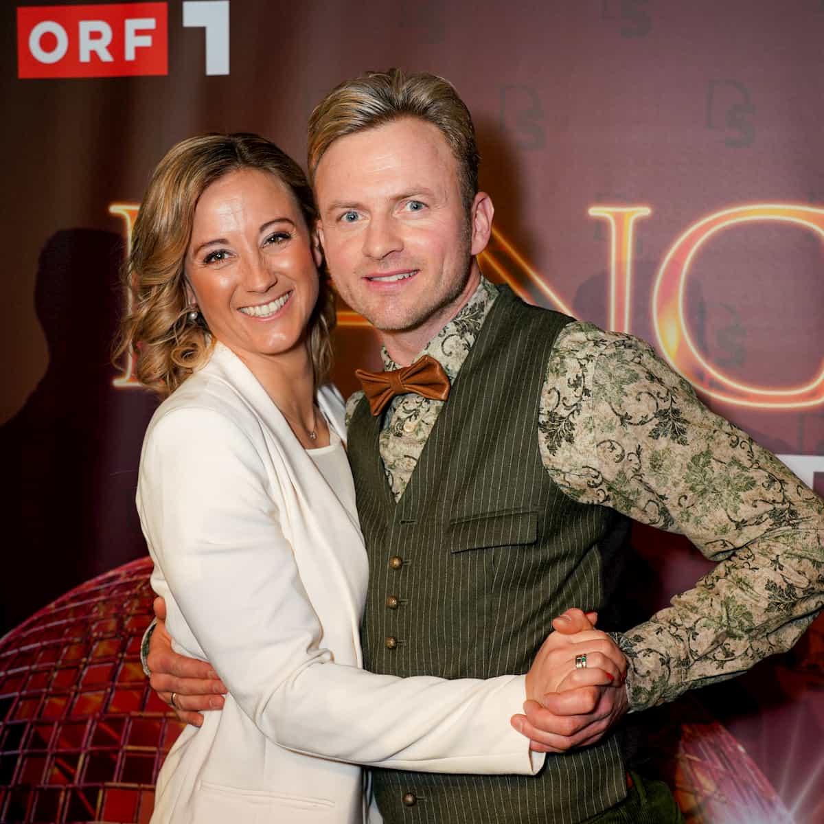 Michi Kirchgasser - Willi Gabalier als Tanzpaar bei den Dancing Stars 2020 dabei