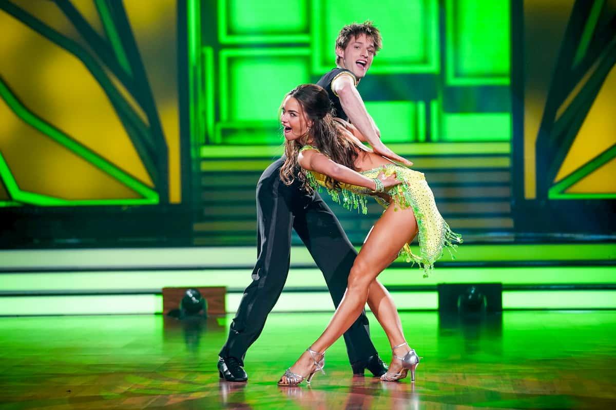 Moritz Hans – Renata Lusin Let's dance 28.2.2020