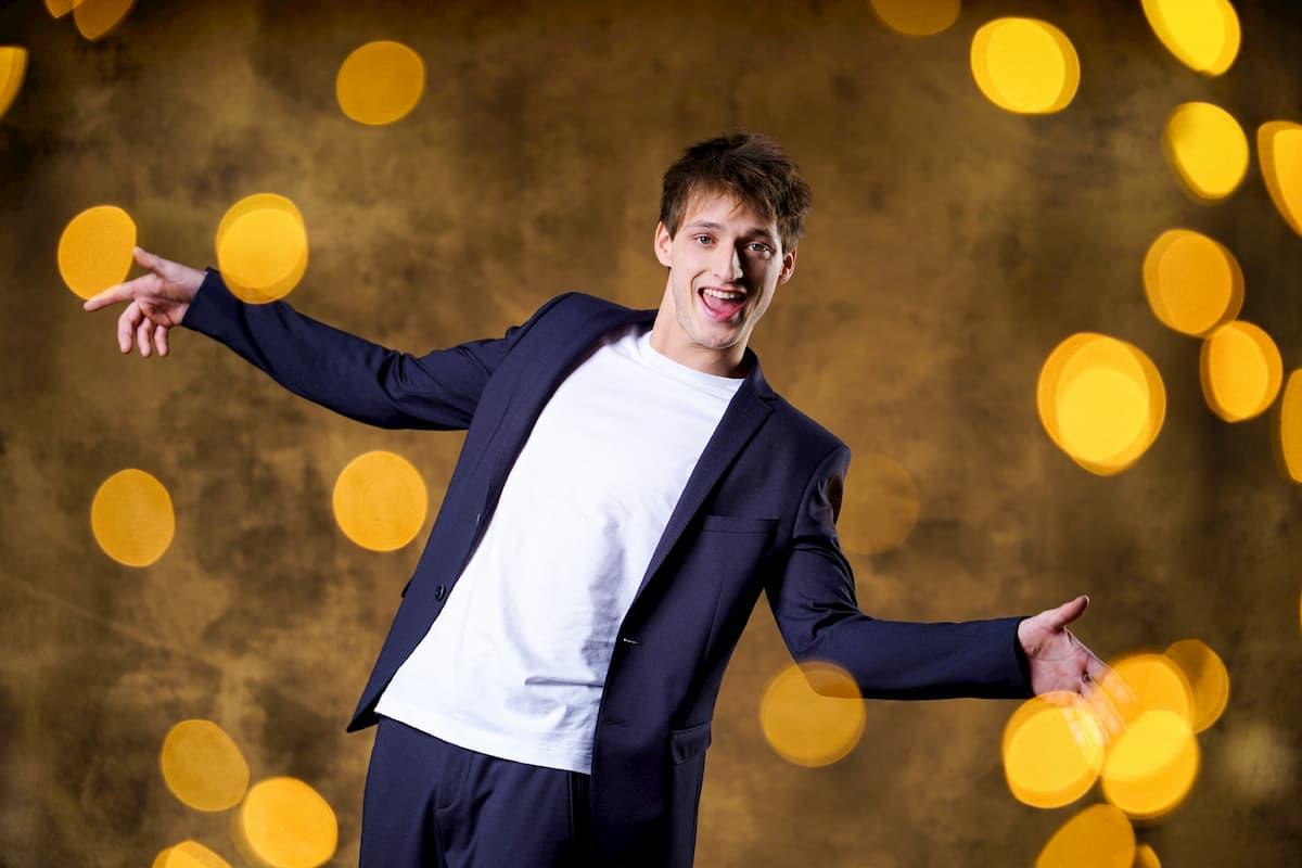 Moritz Hans bei Let's dance 2020 Prominenter Kandidat