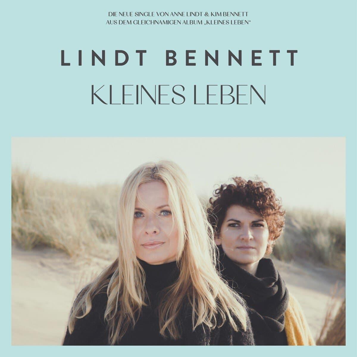 """Neue Single - Lindt Bennett erwecken ein """"KLeines Leben"""""""