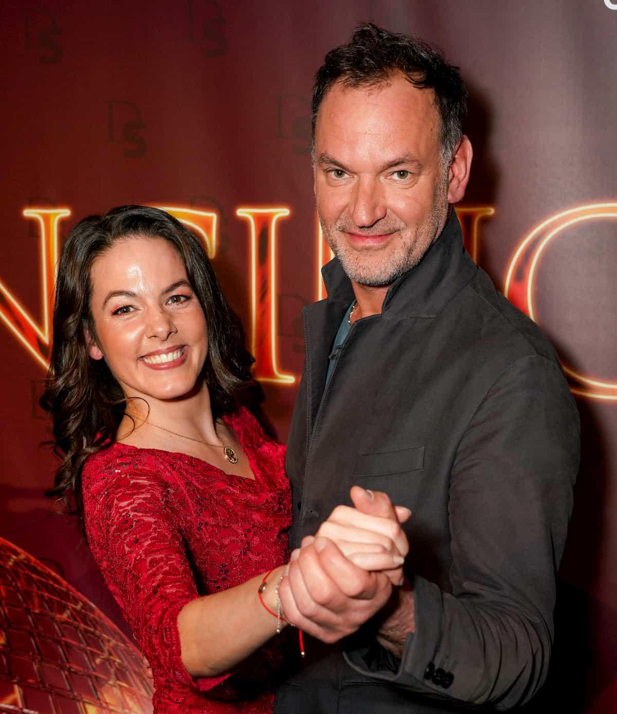 Roswitha Wieland - Christian Dolezal als Tanzpaar bei den DancingStars 2020 dabei