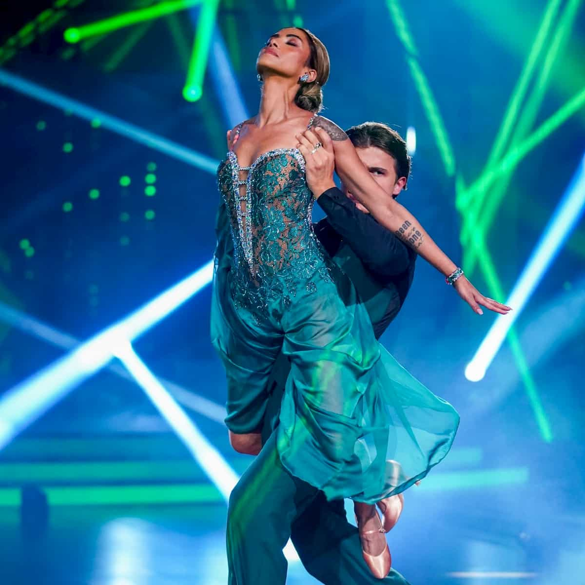 Sabrina Setlur - Nikita Kuzmin bei Let's dance 2020 am 28.2.2020