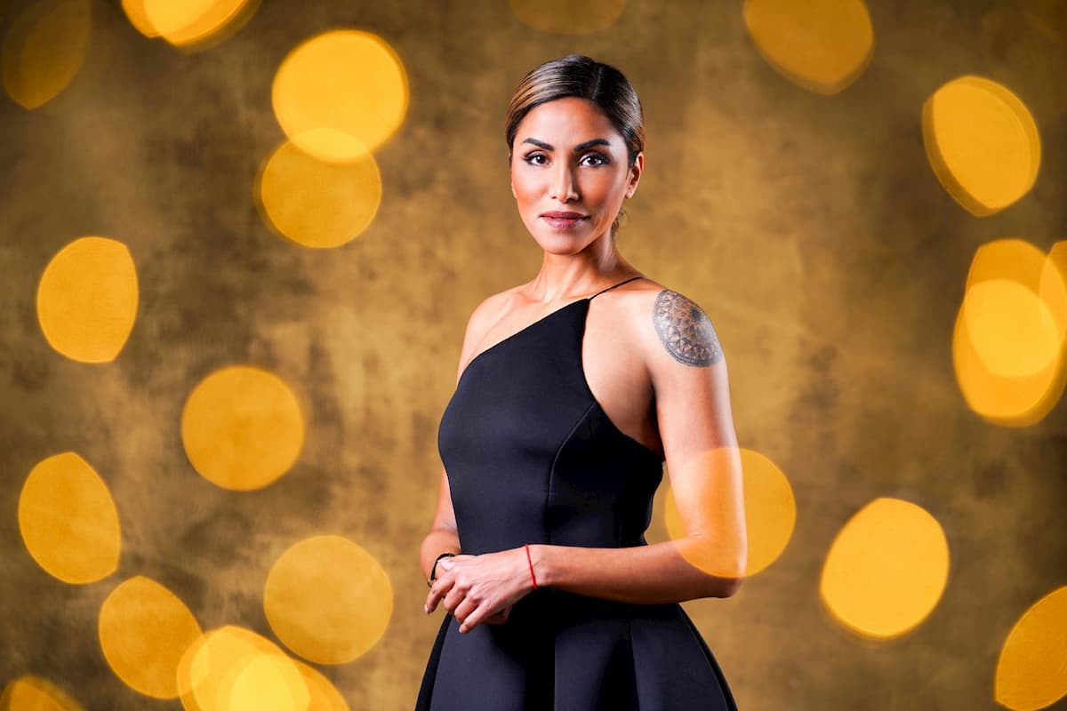 Sabrina Setlur bei Let's dance 2020 Prominente Kandidatin