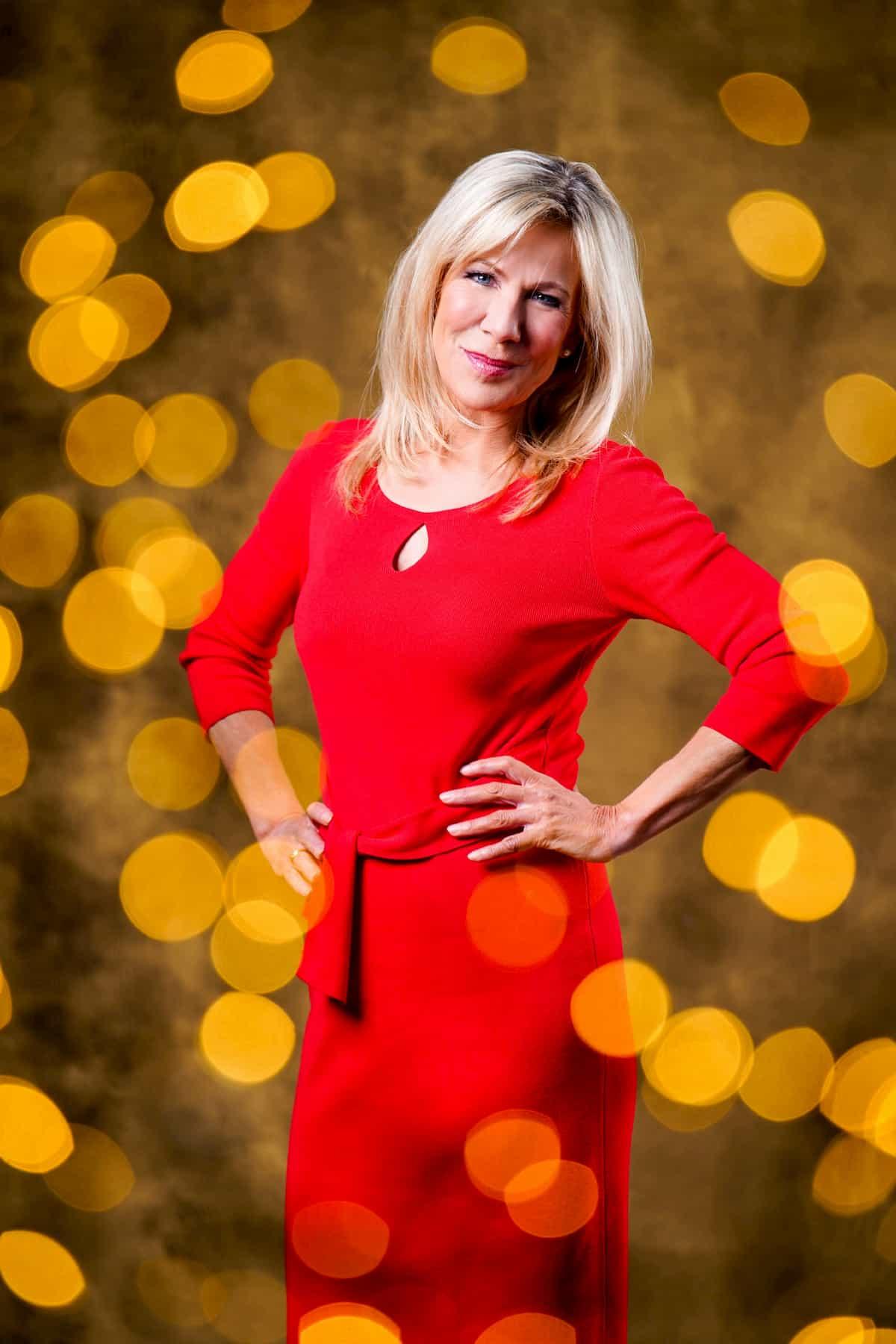Ulrike von der Groeben bei Let's dance 2020 Prominente Kandidatin