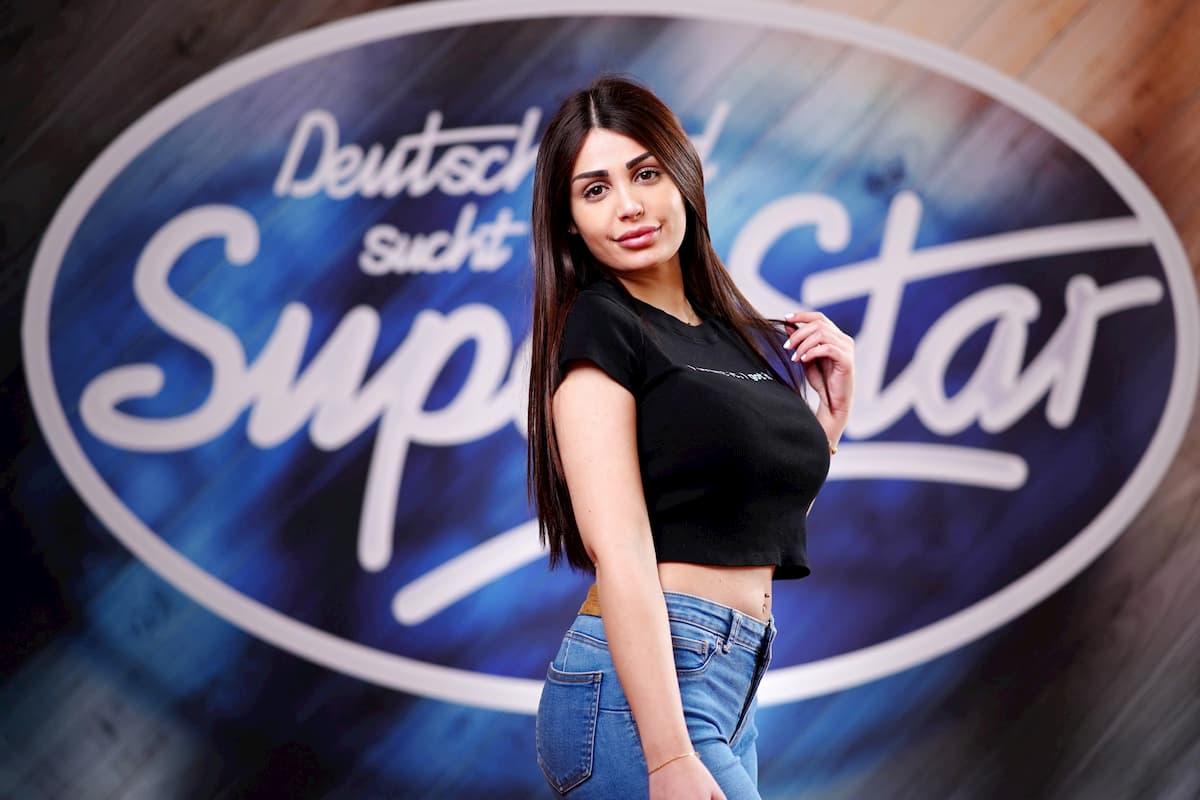 Vanissa Toufeili ist bei DSDS 2020 unter den TOP 26 Kandidaten im Auslands-Recall