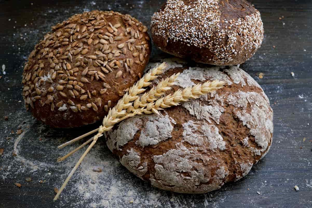Vollkorn-Brot als Grundlage einer gesunden Ernährung