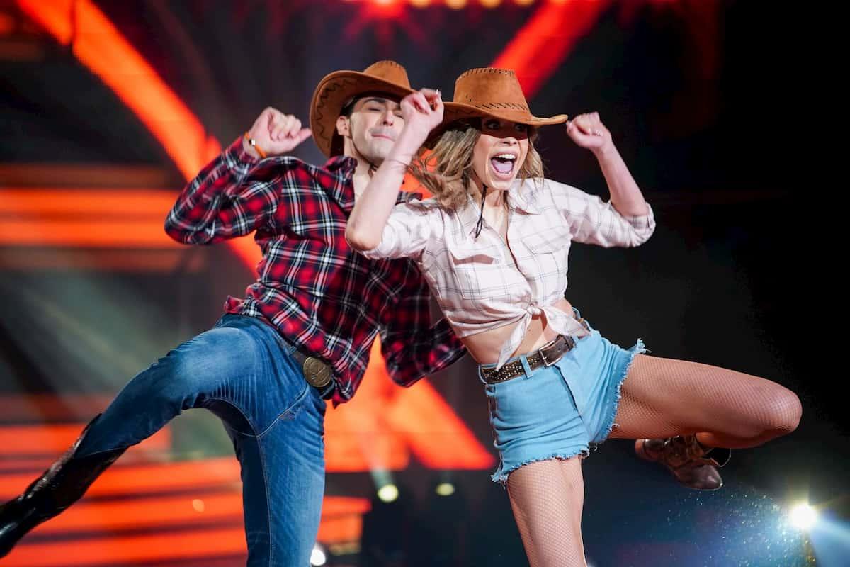 Andrzej Cibis - Loiza Lamers bei Let's dance am 27.3.2020
