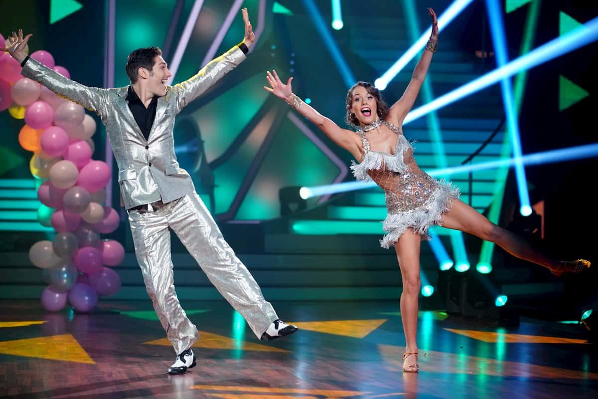 Christian Polanc - Laura Müller bei Let's dance am 20.3.2020