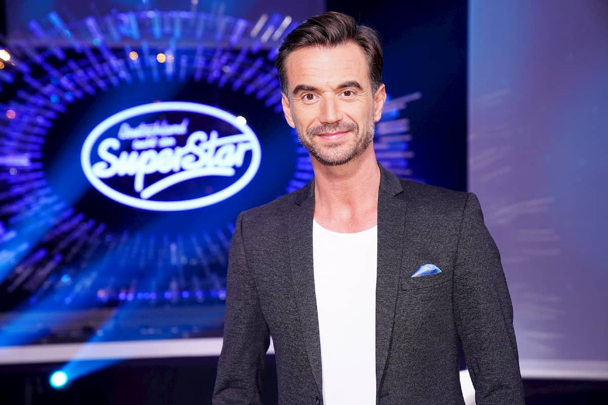 Florian Silbereisen bei DSDS am 21.3.2020 neu in der DSDS-Jury