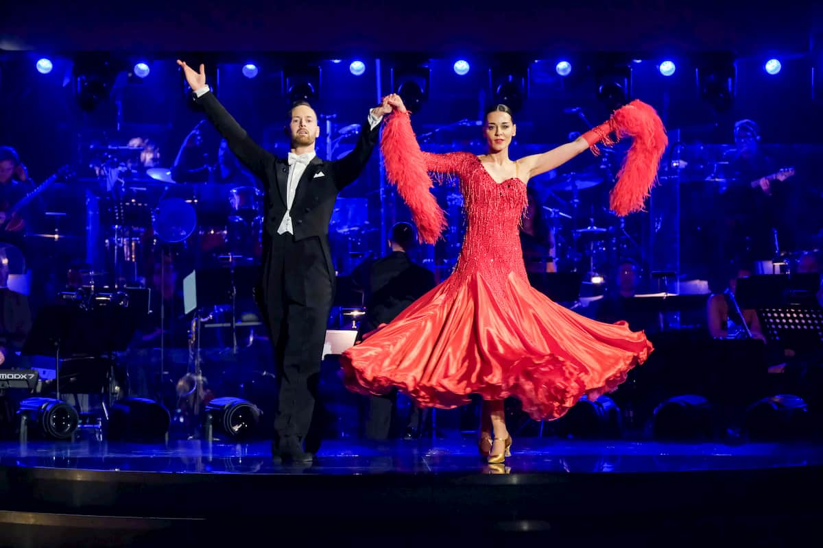 Florian Vana - Edita Malovcic Dancing Stars 6.3.2020