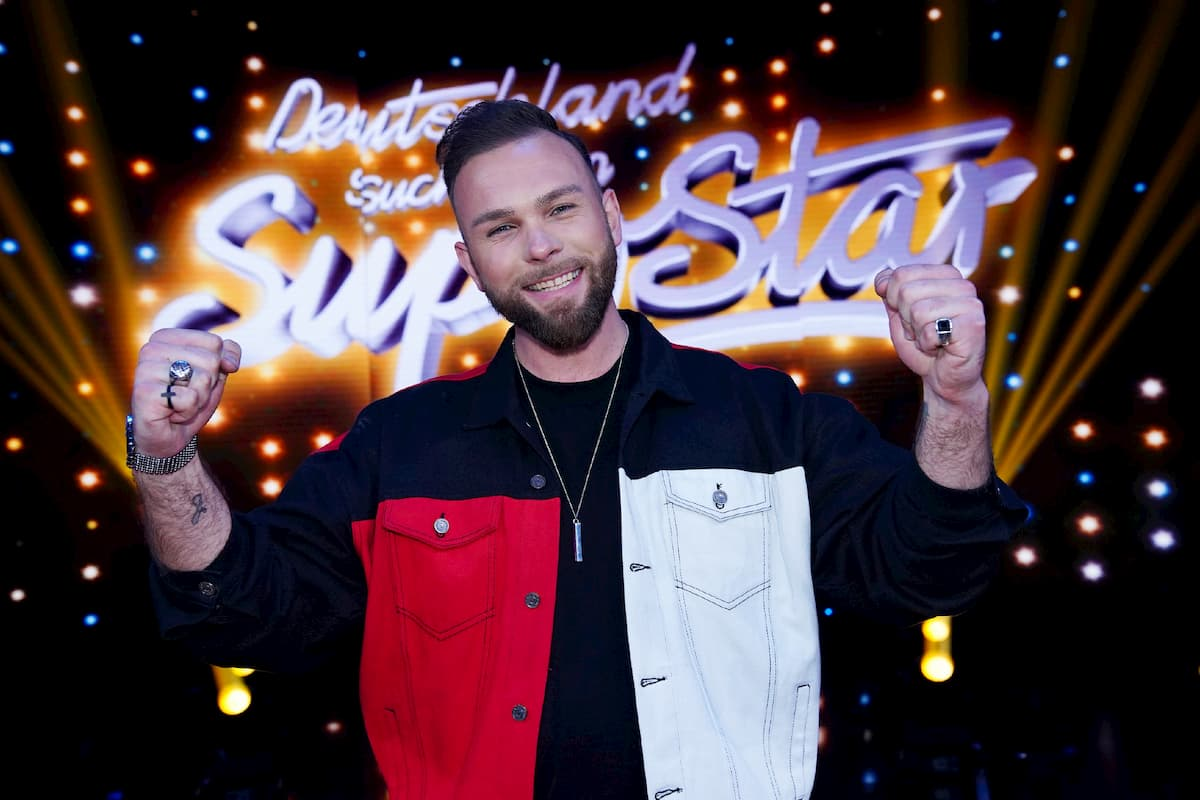 Joshua Tappe - Top 4 Kandidat im Finale DSDS 2020