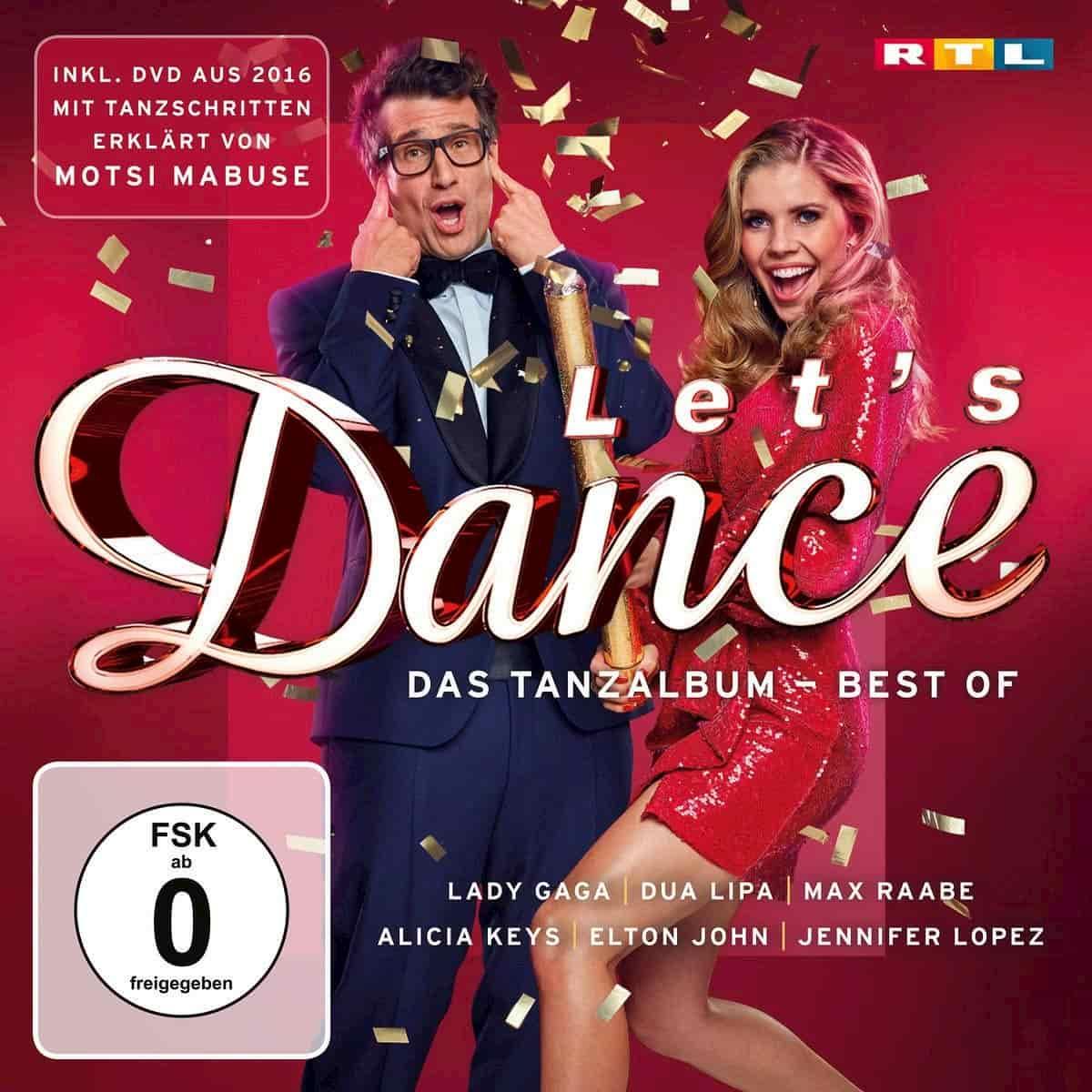 Let's dance CD 2020 - Best of Let's dance - Das Tanz-Album