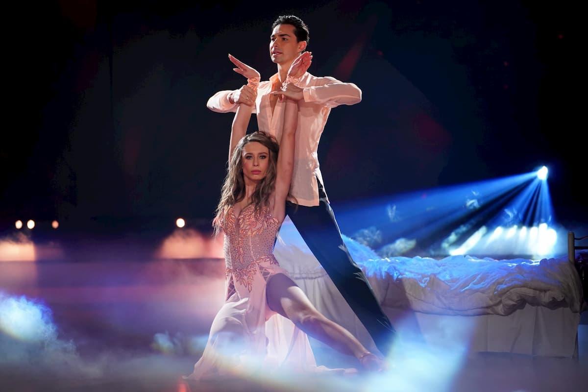 Loiza Lamers und Andrzej Cibis bei Let's dance am 20.3.2020