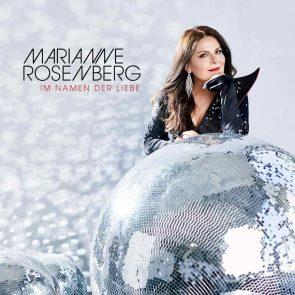 Marianne Rosenberg - Neue CD Im Namen der Liebe