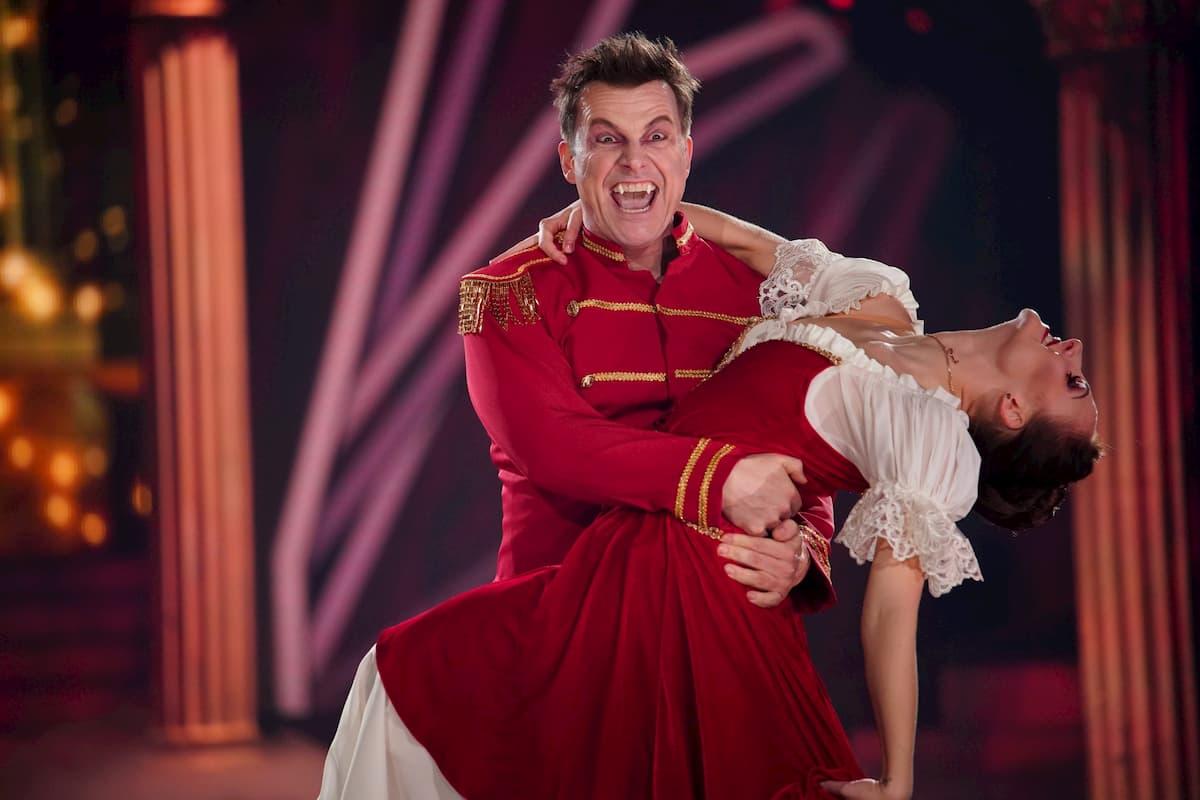 Marta Arndt - Martin Klempnow bei Let's dance am 20.3.2020