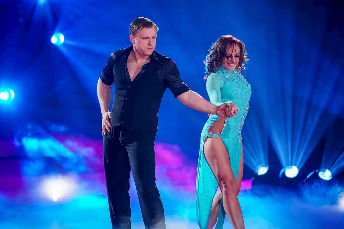 Martin Klempnow und Marta Arndt bei Let's dance am 27.3.2020