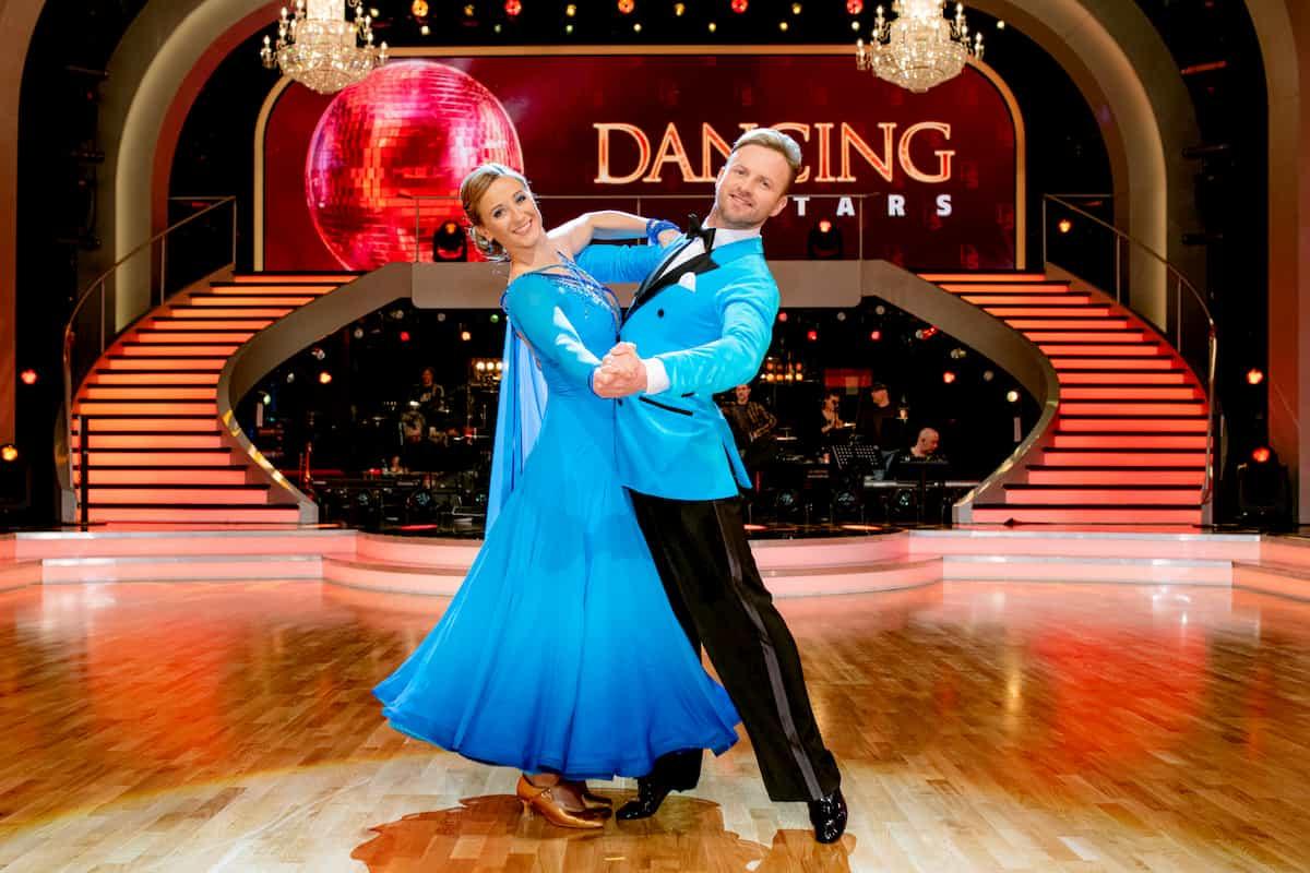 Michi Kirchgasser - Willi Gabalier bei den Dancing Stars am 6.3.2020