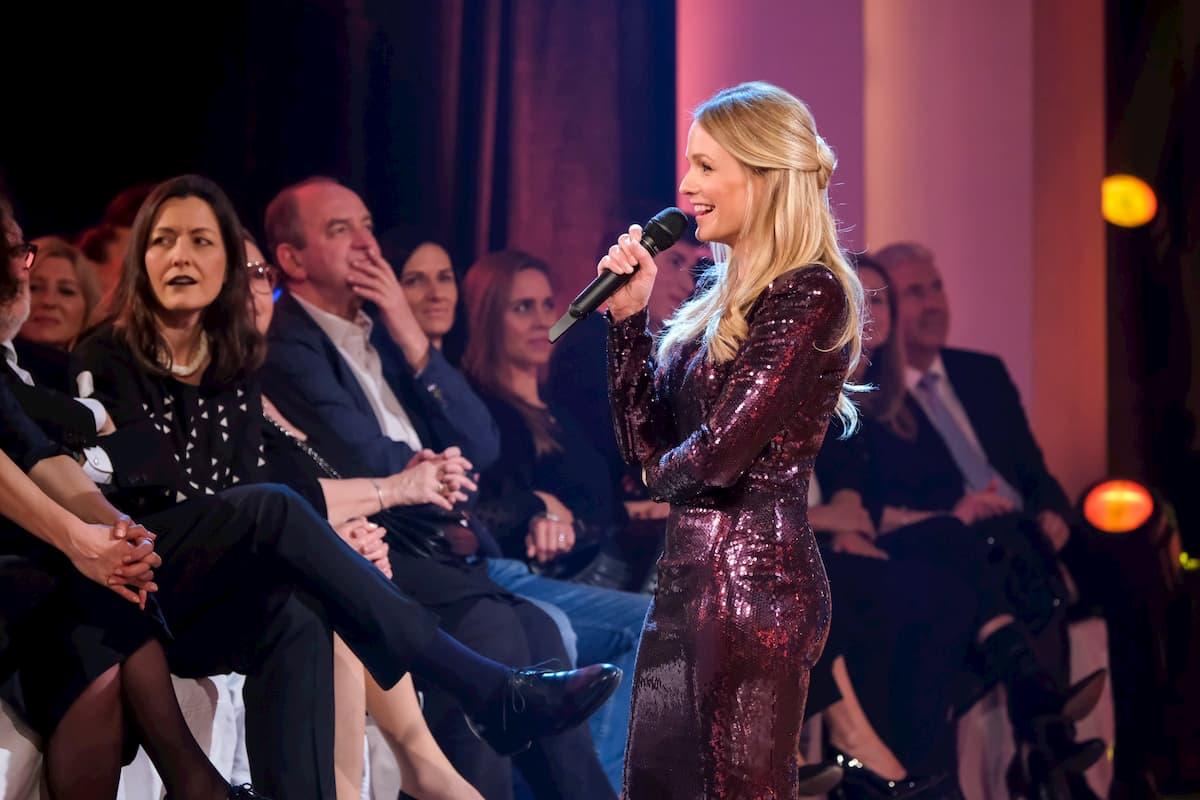 Mirjam Weichselbraun bei den Dancing Stars am 6.3.2020