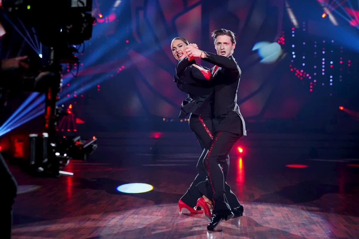 Moritz Hans - Renata Lusin bei Let's dance am 6.3.2020