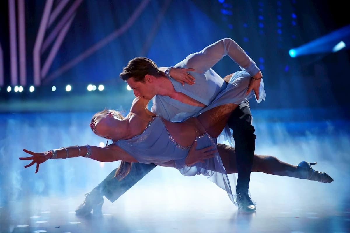 Moritz Hans und Renata Lusin bei Let's dance am 20.3.2020