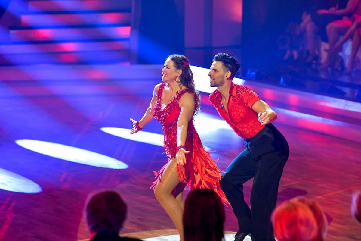 Natalia Ushakova – Stefan Herzog Dancing Stars 6.3.2020