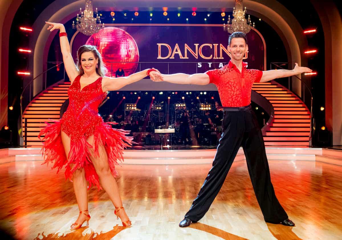 Natalia Ushakova - Stefan Herzog bei den Dancing Stars am 6.3.2020