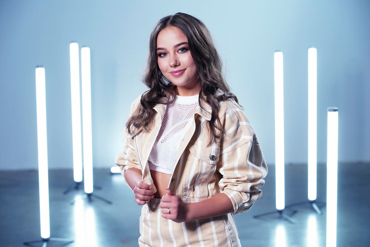 Nicole Frolov - Top 12 Kandidatin bei DSDS 2020