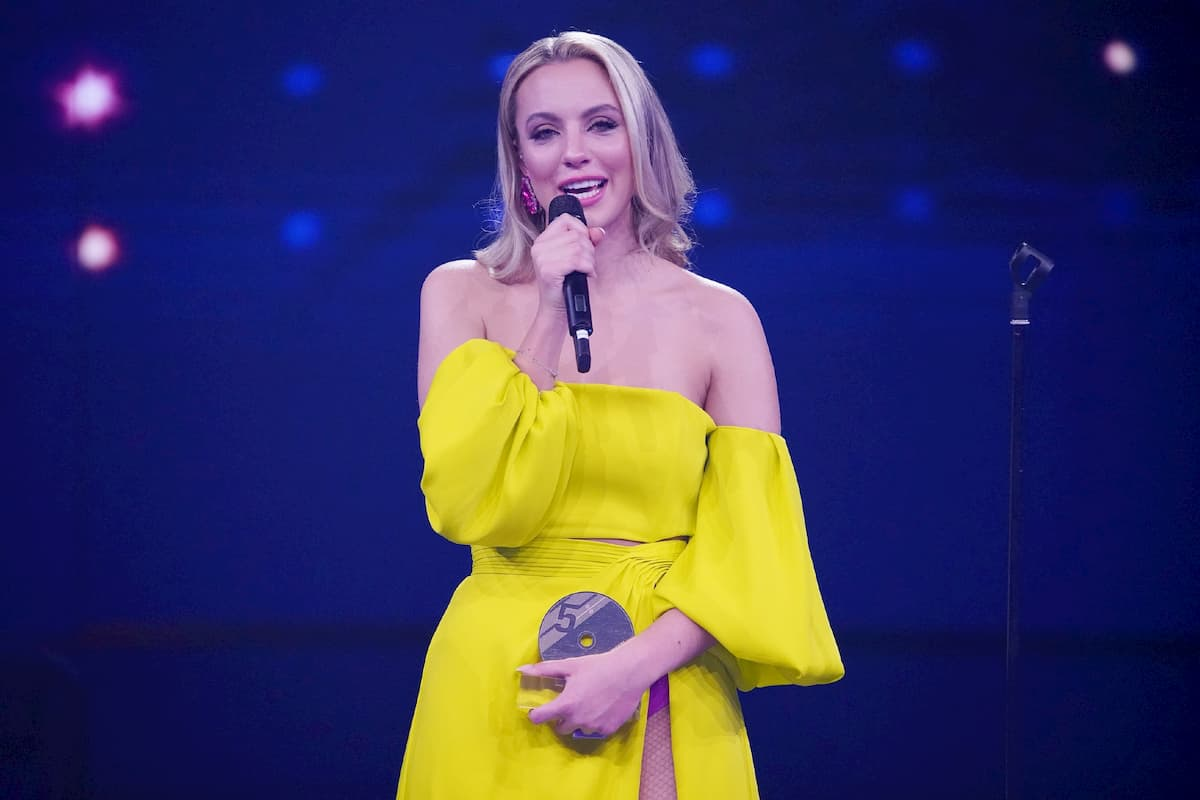 Paulina Wagner bei DSDS am 28.3.2020