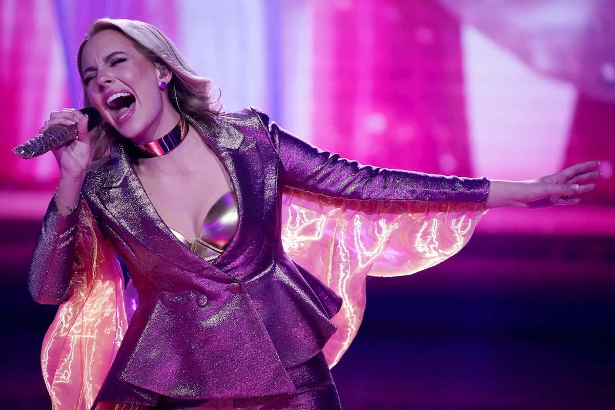 Paulina Wagner singt sich in das Finale von DSDS 2020 in der Live-Show am 28.3.2020