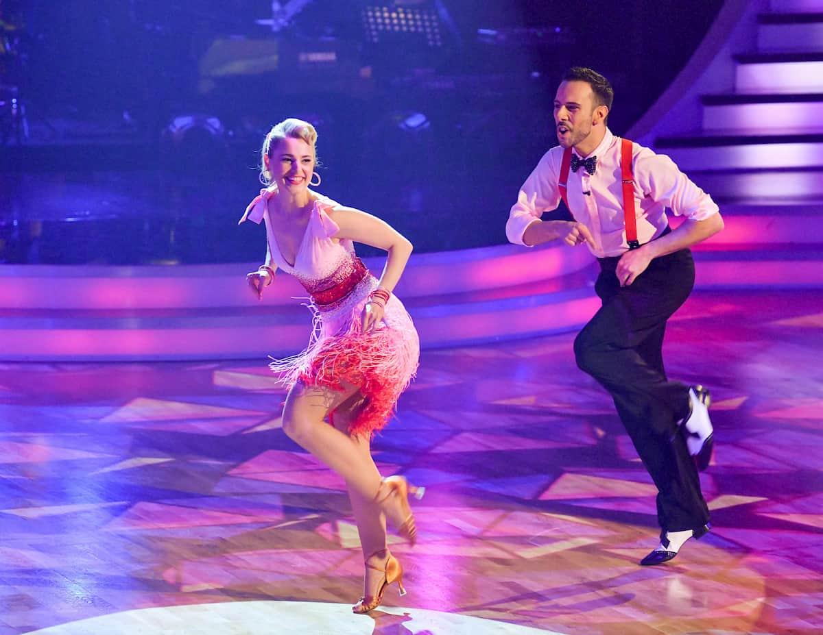 Silvia Schneider – Danilo Campisi Dancing Stars 6.3.2020