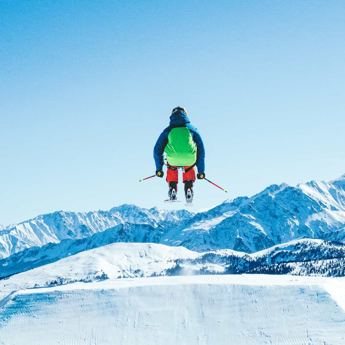 Ski-Urlaub im Frühjahr