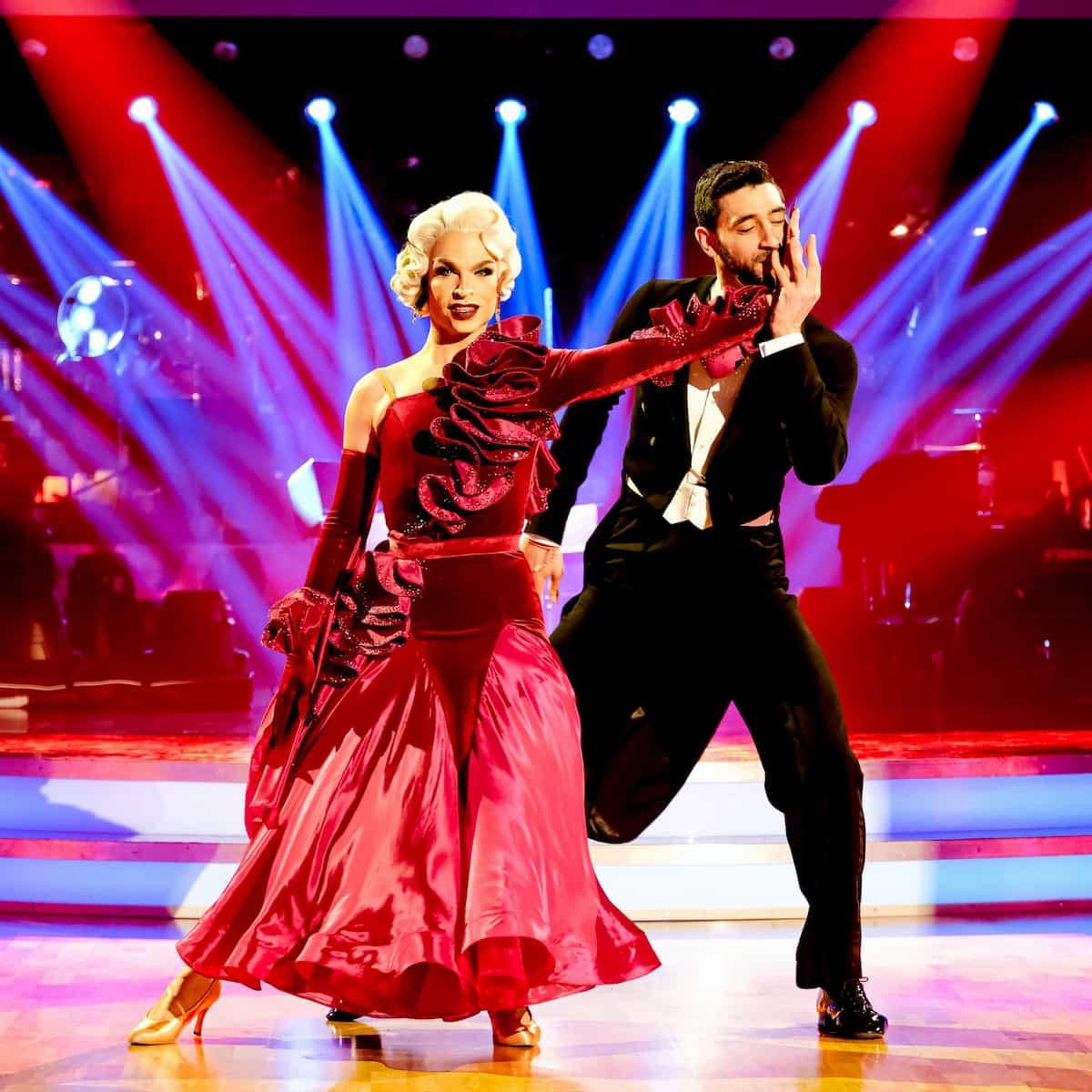 Tamara Mascara - Dimitar Stefanin bei den Dancing Stars am 6.3.2020