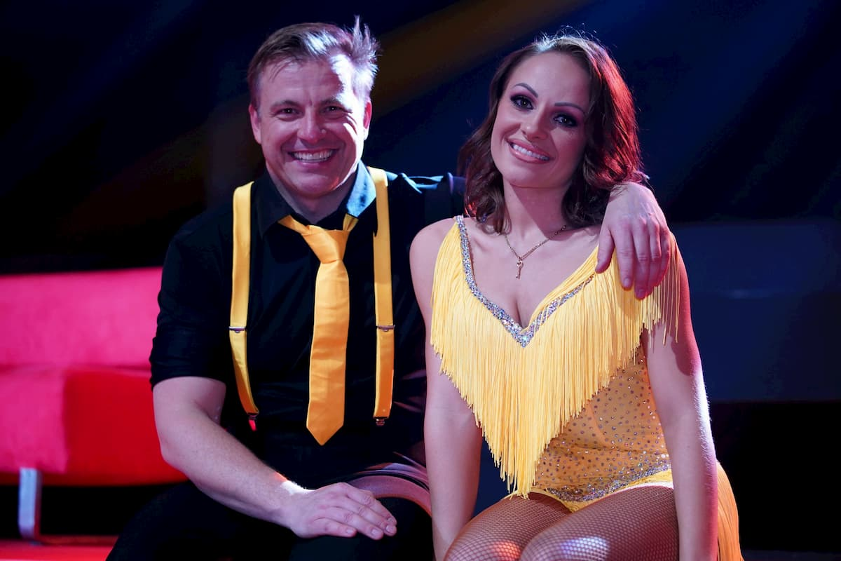 Ausgeschieden bei Let's dance am 24.4.2020 Martin Klempnow - Marta Arndt