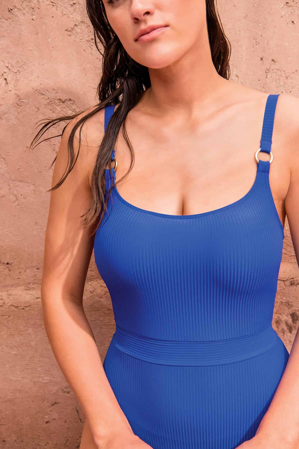 Badeanzug 2020 in Blau Model Sahara von PrimaDonna Swim