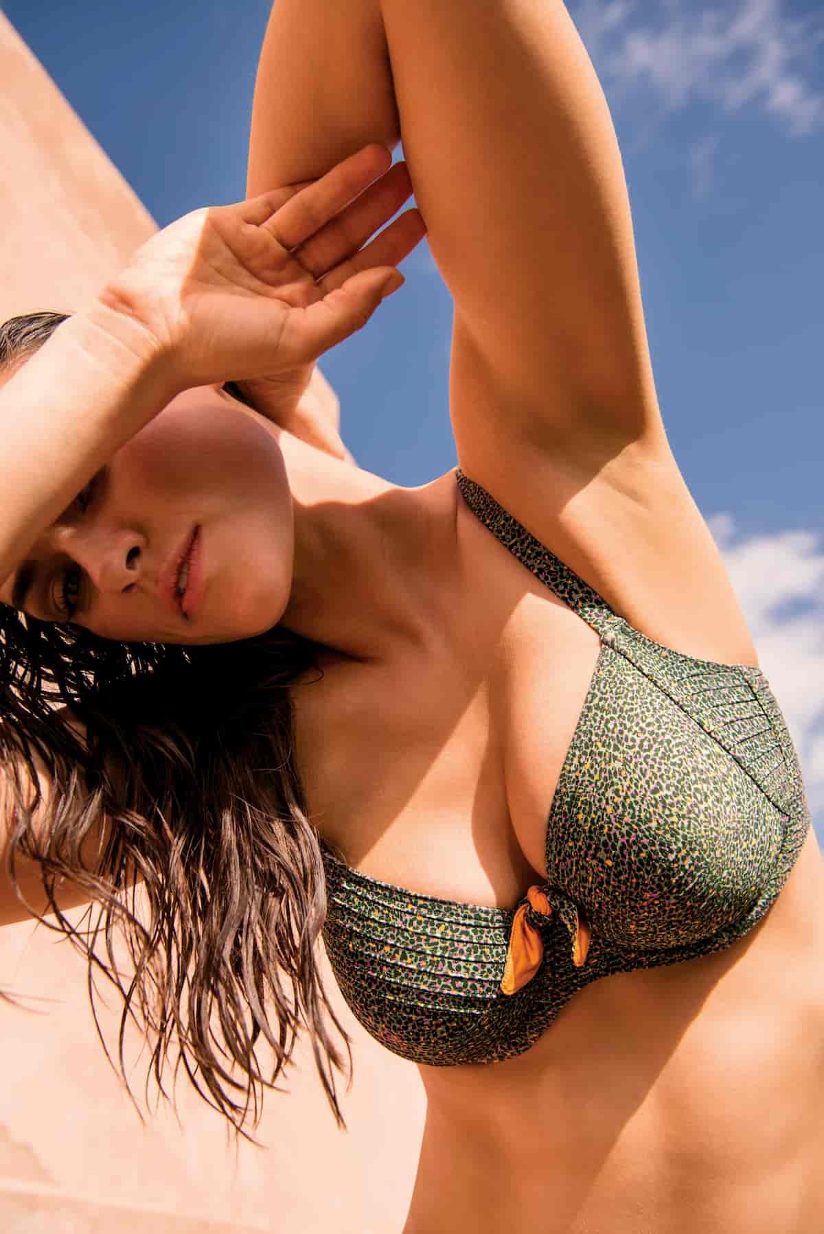 Bikini-Oberteil Sommermode 2020 von PrimaDonna Swim, Modell Jacaranda