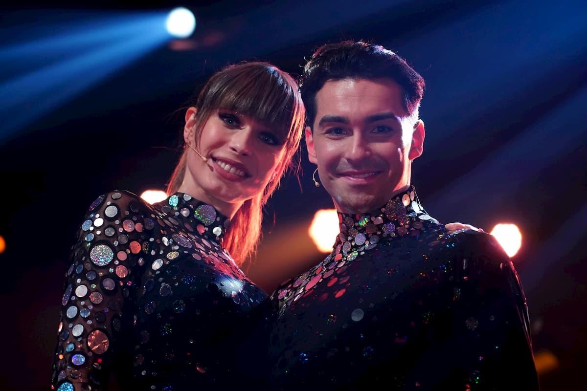 Loiza Lamers - Andrzej Cibis - Ausgeschieden bei Let's dance am 17.4.2020