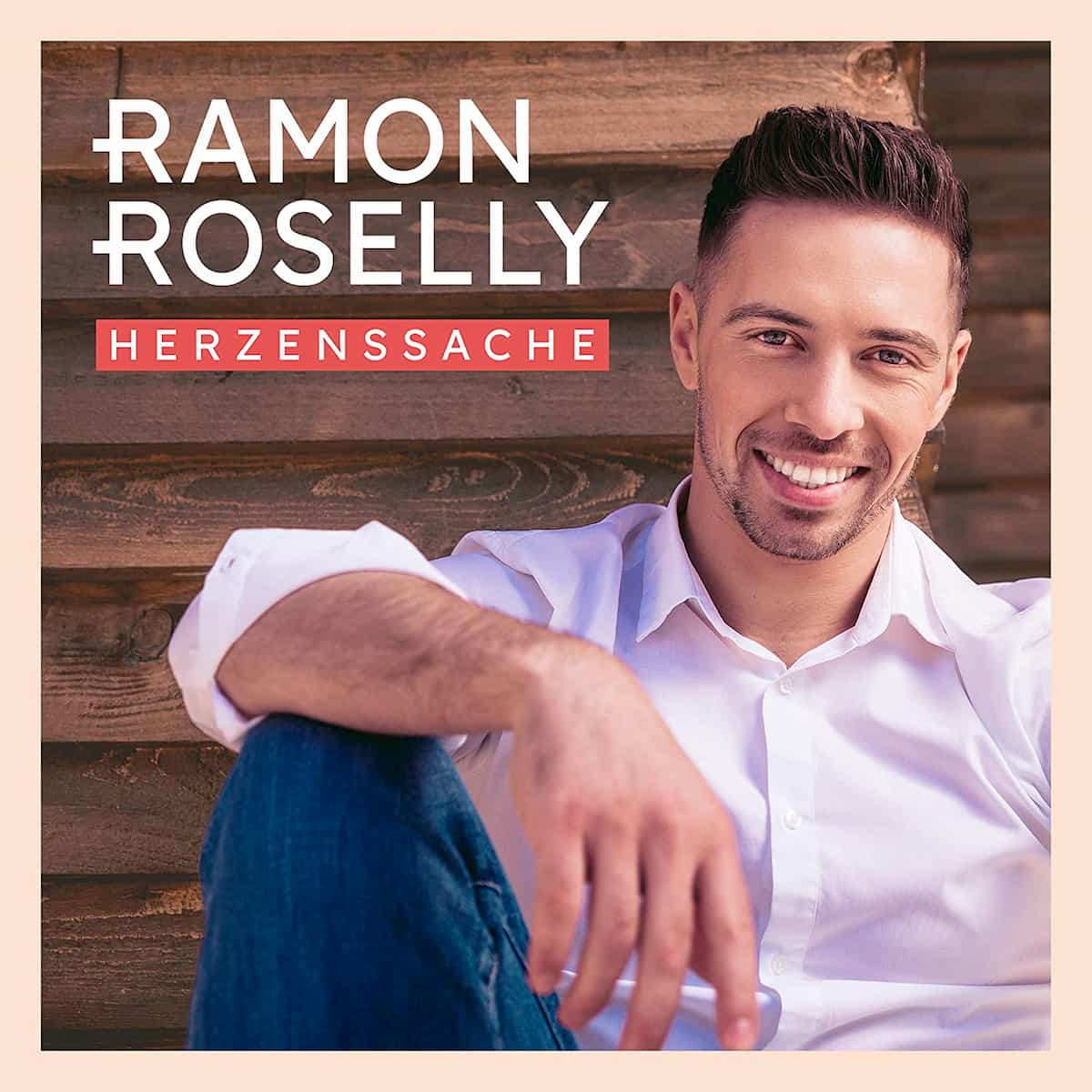"Ramon Roselly Album ""Herzenssache"" des DSDS-Siegers"