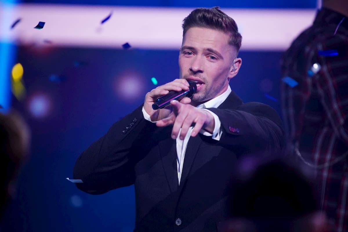 Ramon Roselly singt überwältigt als Gewinner DSDS 2020 noch einmal seinen Sieger-Song