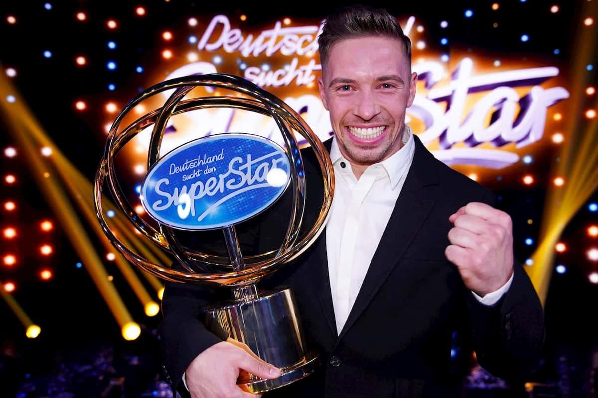 Ramon Roselly gewinnt DSDS 2020 ist Sieger im Finale