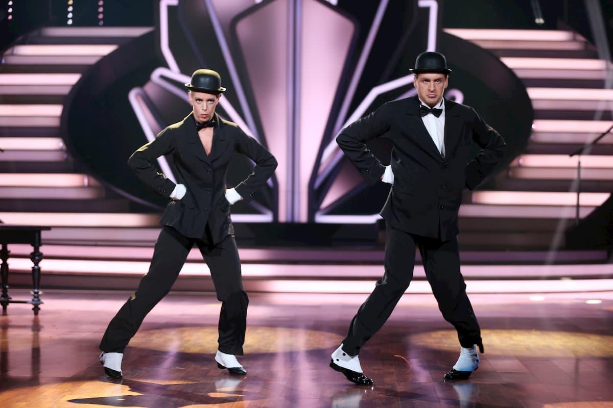 Alexander Klaws - Isabel Edvardsson bei Let's dance am 28.5.2020, ursprünglich bei Let's dance 2014, Platz 1