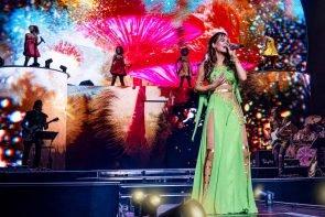 Andrea Berg Konzert am 2.5.2020 im ZDF, Mittschnitt von der Mosaik-Tour 2020