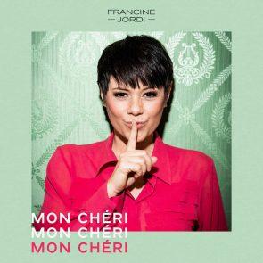 Francine Jordi mit Schlager Mon Cherie in den Salsango Schlager-Charts