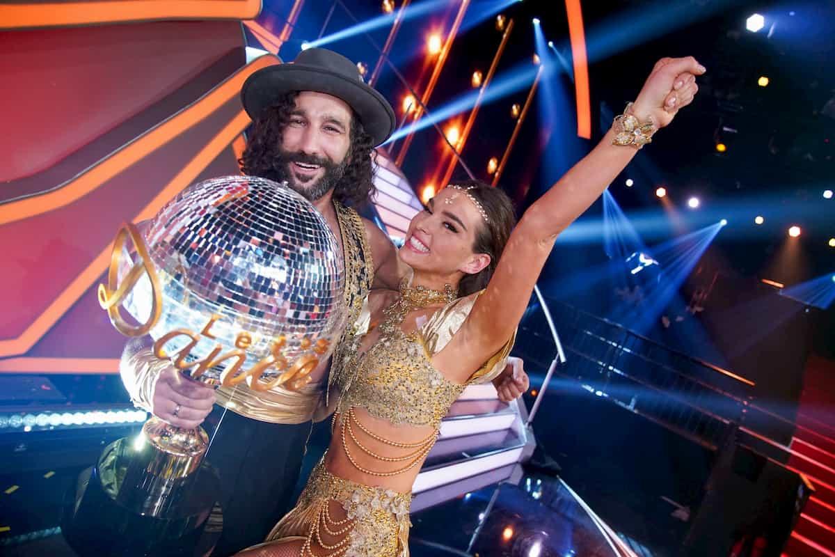 Gewinner Let's dance 2020 - Lili Paul-Roncalli und Massimo Sinato